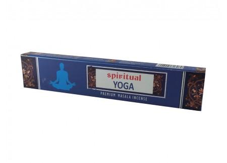 Аромопалочки Spiritual «Yoga Incense», 15г