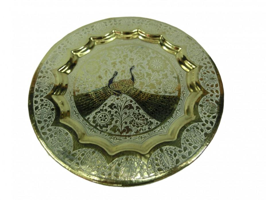 Декоративная тарелка на стену своими руками мастер класс