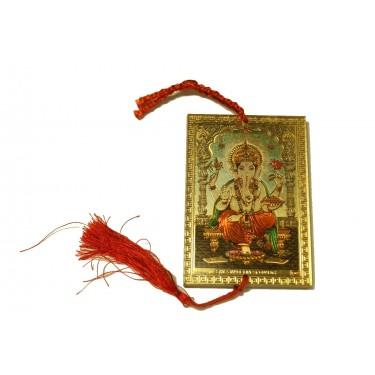 Оберег - Ганеш в храме