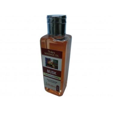 Массажное масло Сhakra «Мускус», 100 мл