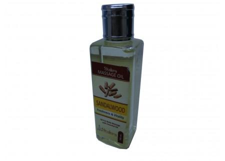 Массажное масло Сhakra «Сандаловое дерево», 100 мл