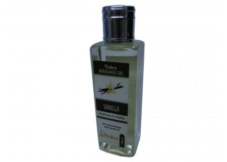 Массажное масло Сhakra «Ваниль», 100 мл