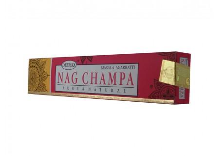 Аромопалочки Deepika «Nag Champa», 15г