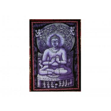 Панно - Будда (Фиолетовое)