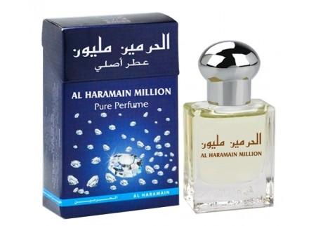 Арабские масляные духи Al Haramain, Million