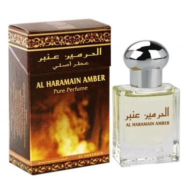 Арабские масляные духи Al Haramain, Amber
