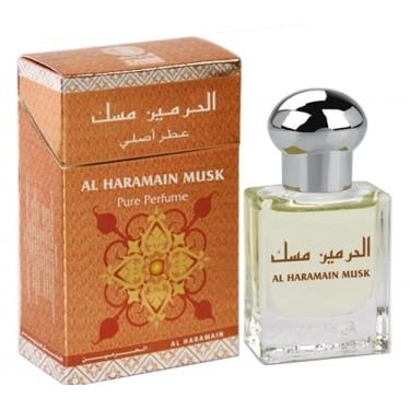 Арабские масляные духи Al Haramain, Musk