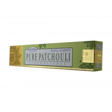 Аромопалочки Deepika «Pure Patchouli», 15г