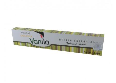 Аромопалочки Golden «Vanila», 15г