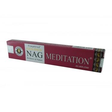 Аромопалочки Golden «Nag Meditation», 15г