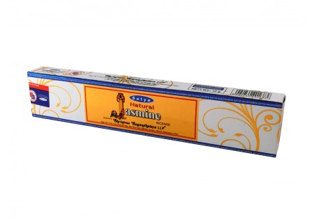 Аромопалочки Satya «Natural Jasmine Incense», 15г