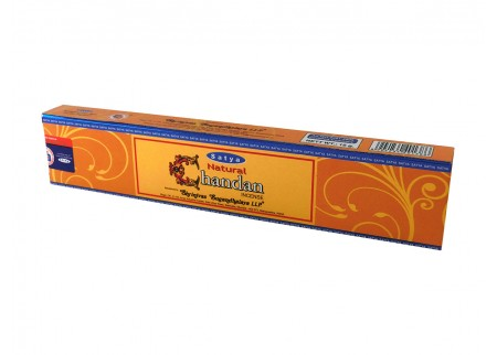 Аромопалочки Satya «Natural Chandan Incense», 15г
