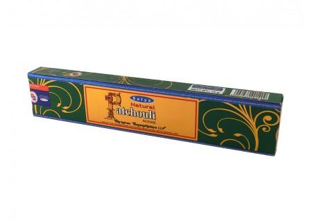 Аромопалочки Satya «Natural Patchouli Incense», 15г