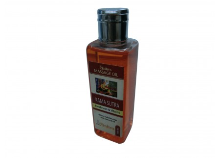 Массажное масло Сhakra «КамаСутра», 100 мл