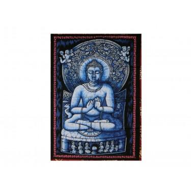 Панно - Будда (Синее)