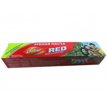 Зубная паста «Red», Dabur 100 мл