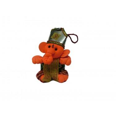 Мягкая игрушка - маленький Ганеша