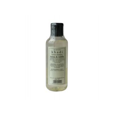 Травяной шампунь «Шафран - Ритха - Протеин», Khadi