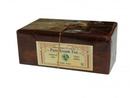 Подарочный Чай в шкатулке «Pure Assam Tea»