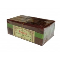 Чай индийский в деревянной шкатулке «Papaya»