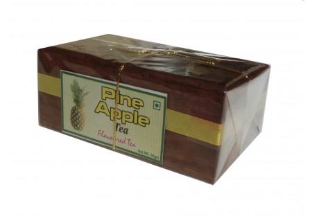 Чай индийский в деревянной шкатулке «Pine Apple»