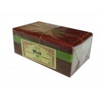 Чай индийский в деревянной шкатулке «Mint»