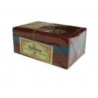 Чай индийский в деревянной шкатулке «Saffron»