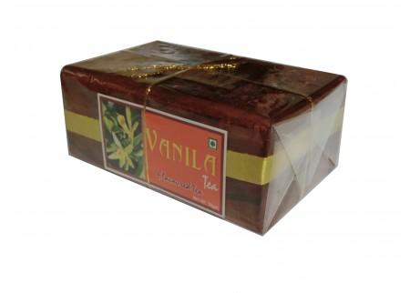 Чай индийский в деревянной шкатулке «Vanila»