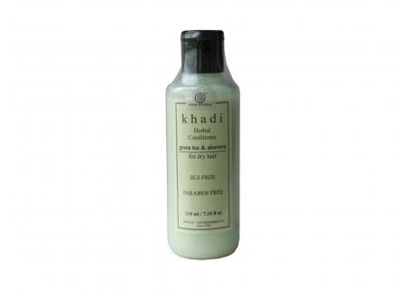 Травяной кондиционер  «Зеленый Чай - Алоэ Вера», Khadi