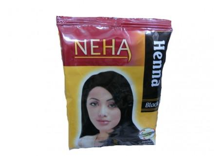 Хна черная Neha Herbals Henna Black, 20г