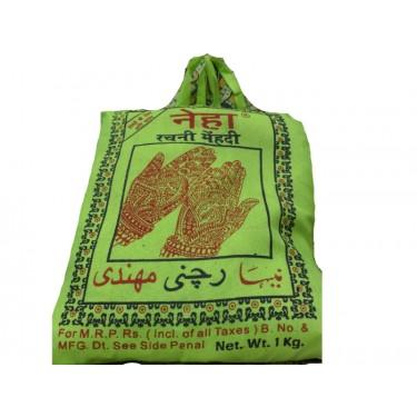 Порошок натуральной хны - Neha Rachni Mehandi, 1000г