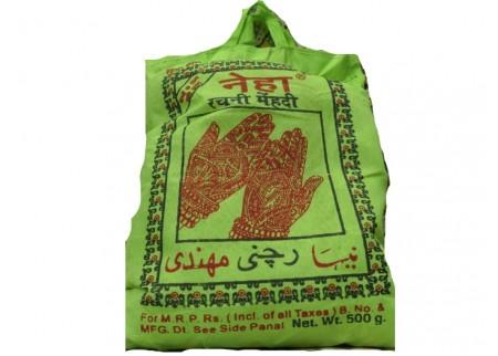 Порошок натуральной хны - Neha Rachni Mehandi, 500г