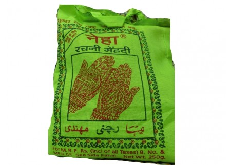 Порошок натуральной хны  - Neha Rachni Mehandi, 250г
