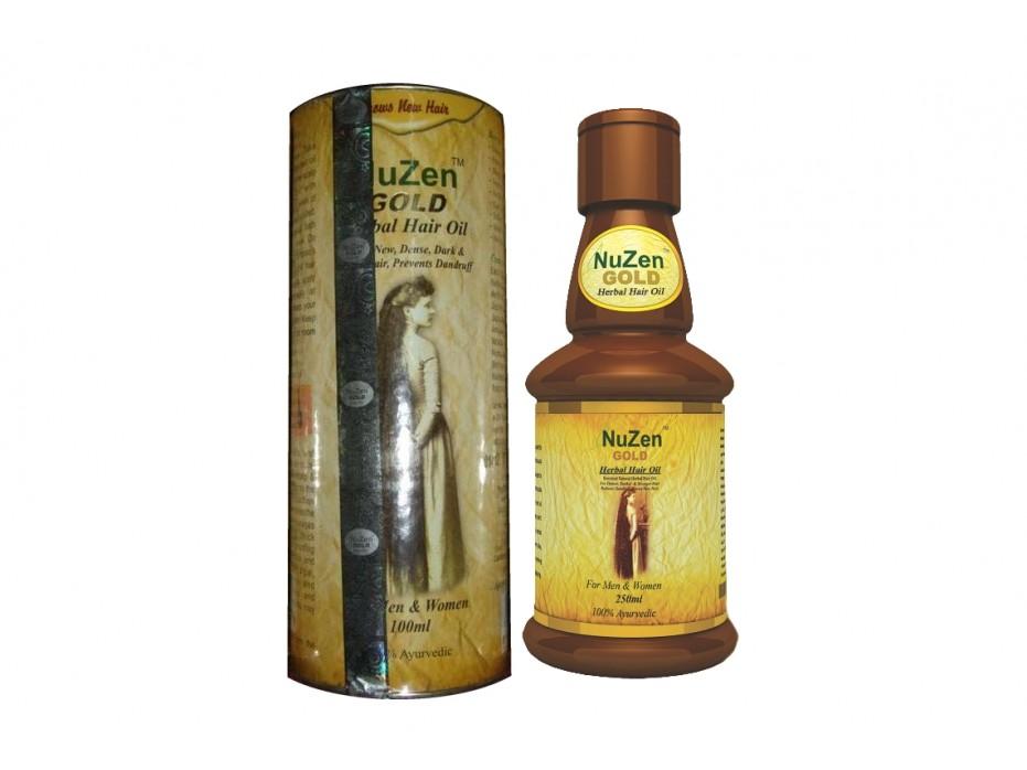Nuzen масло для волос купить
