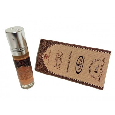 Арабские масляные духи Al Rehab, Sultan