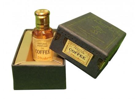 Индийские масляные духи COFFEE