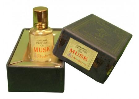 Индийские масляные духи MUSK