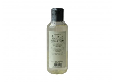 Травяной шампунь «Мёд - Ваниль», Khadi