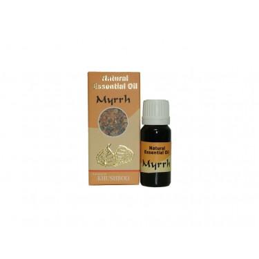 Эфирное масло «Myrrh»