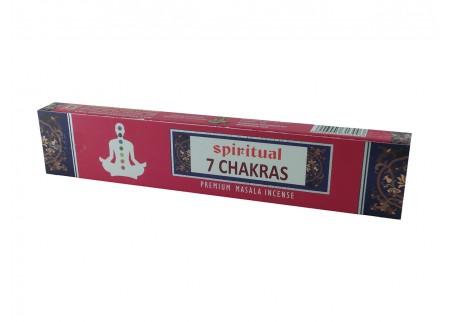 Аромопалочки Spiritual «7 Chakras Incense», 15г