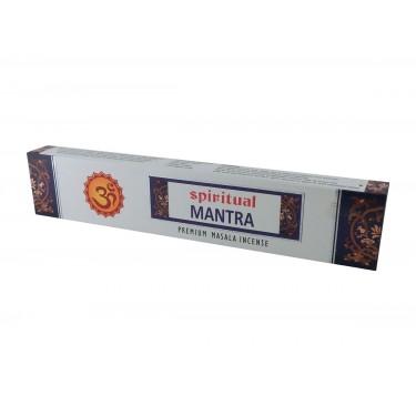 Аромопалочки Spiritual «Mantra Incense», 15г