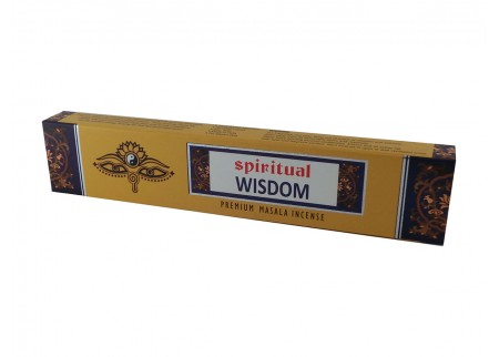 Аромопалочки Spiritual «Wisdom Incense», 15г